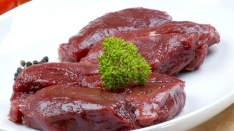 Struisvogelvlees