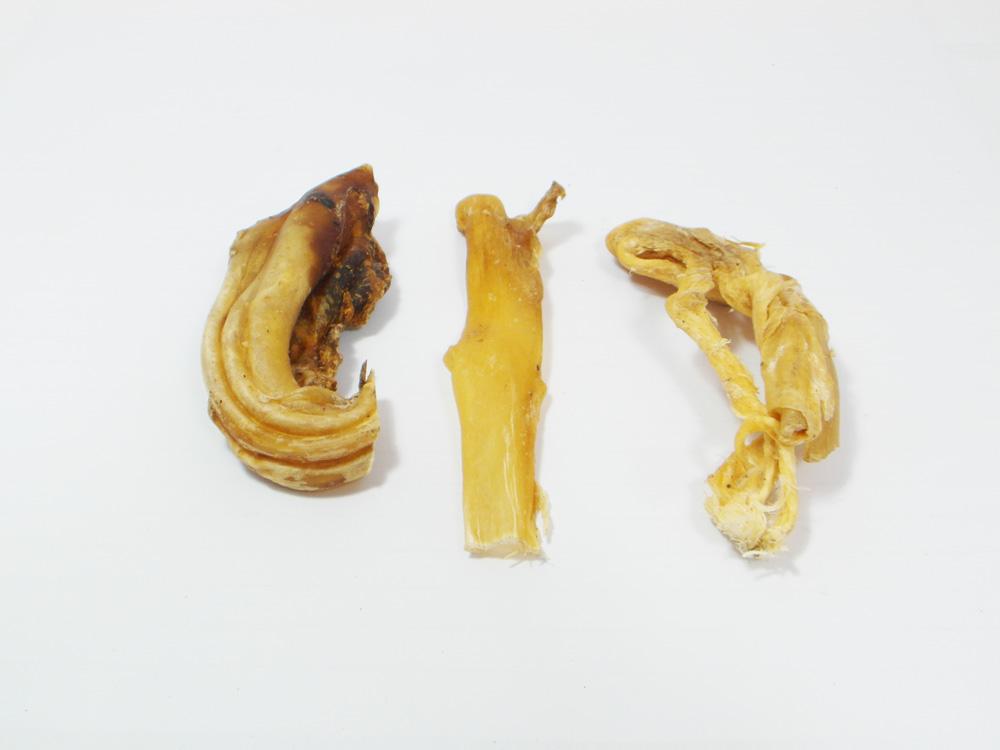 Pezen van een struisvogel - Hondensnack